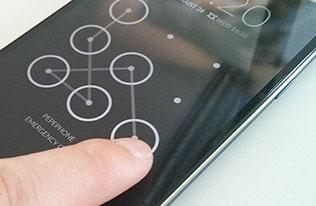 Por qué deberías dejar de usar un patrón de desbloqueo en tu móvil