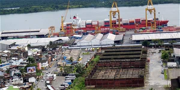 Informe de Autoridad Portuaria Dominicana después del paso huracán María