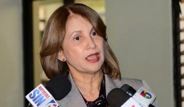 Directora ejecutiva Participación Ciudadana reclama se ponga tope a exoneraciones