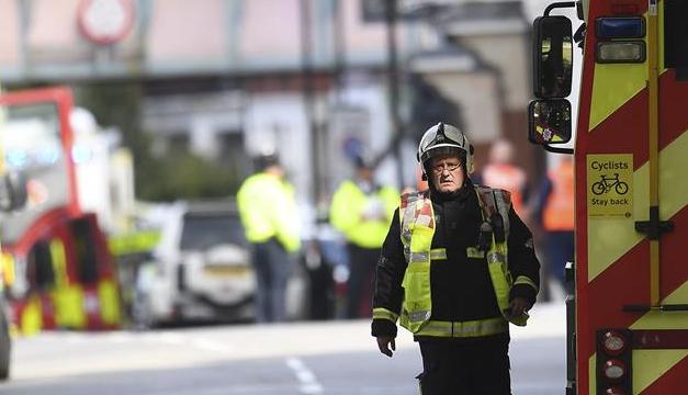 Ascienden a 22 los hospitalizados por la explosión en el Metro de Londres