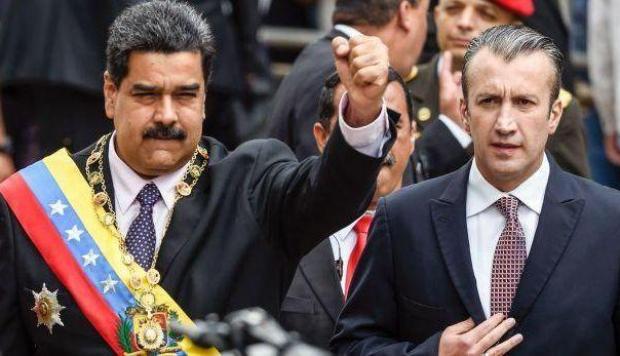 Vicepresidente de Venezuela dice que nuevas medidas de EE.UU. son un