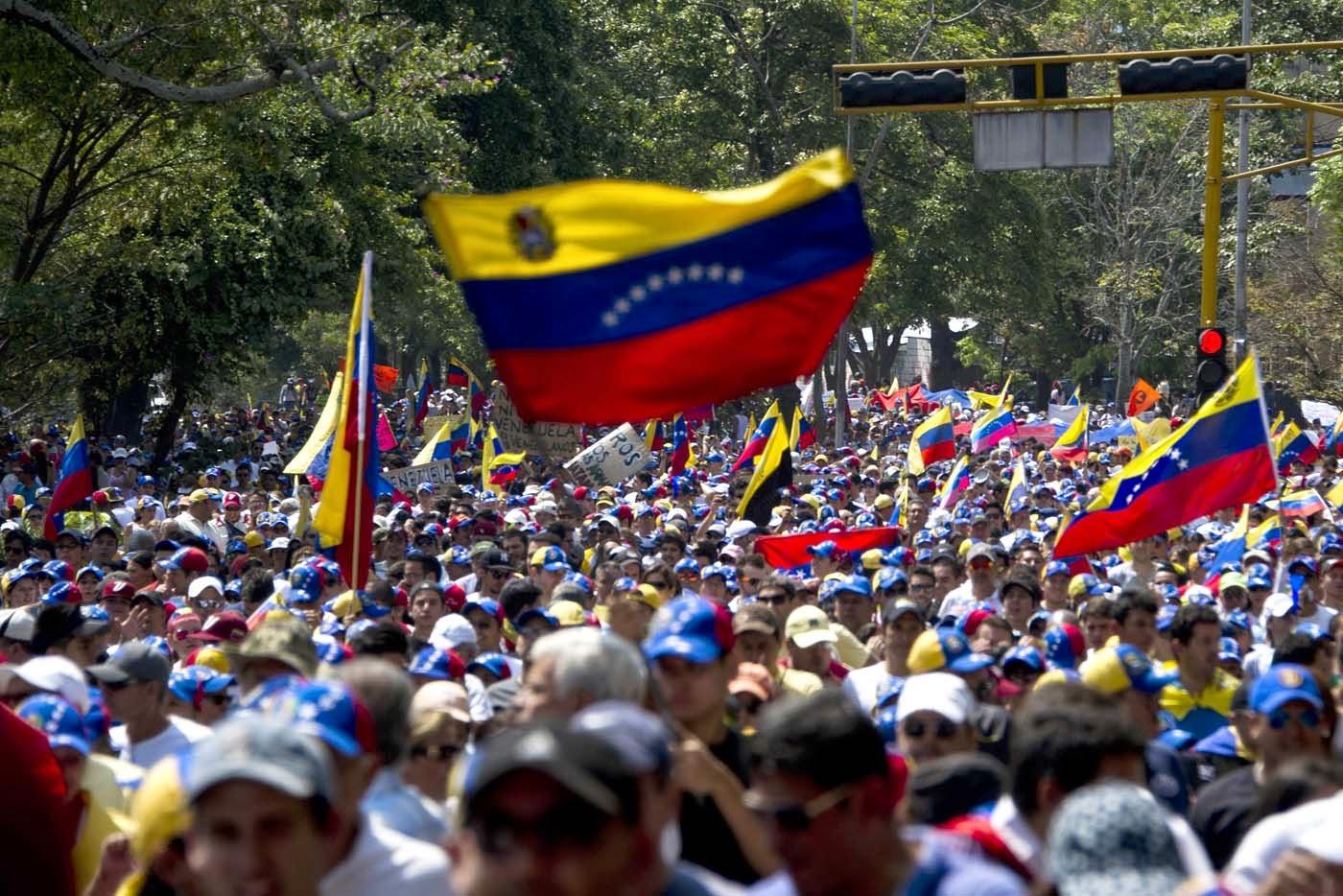 El diálogo en Venezuela se encuentra con