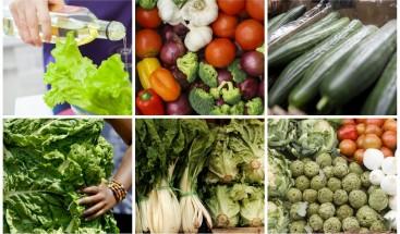 Berros y espinacas… Valor nutritivo de las hortalizas verdes