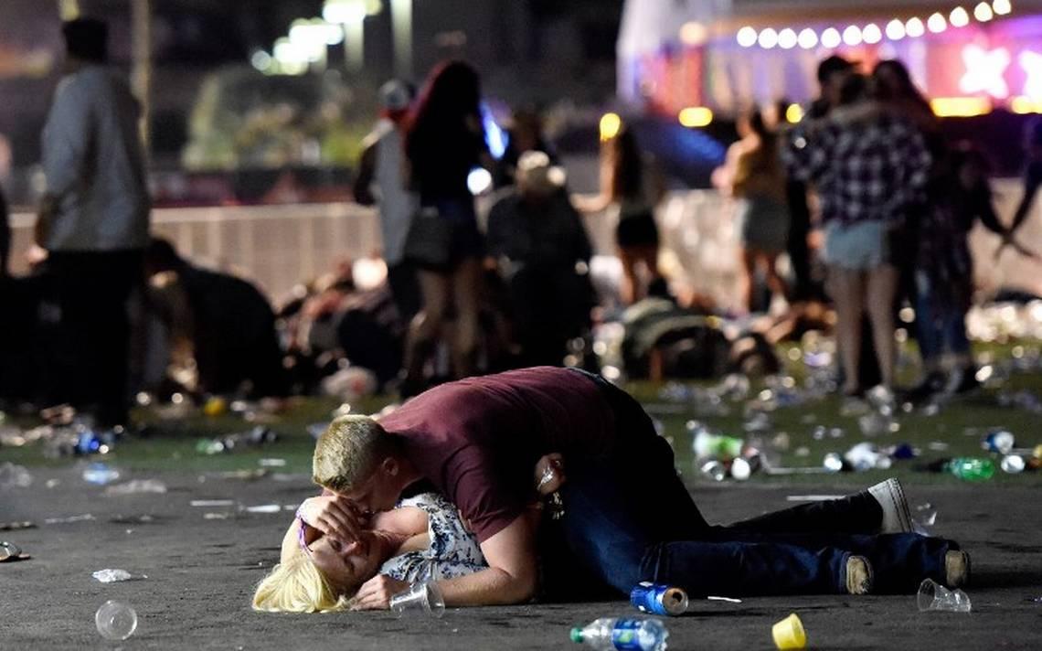 Siguen en estado crítico 45 heridos en el tiroteo de Las Vegas