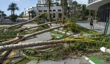 Levantan el toque de queda en los Cayos de Florida impuesto tras huracán Irma