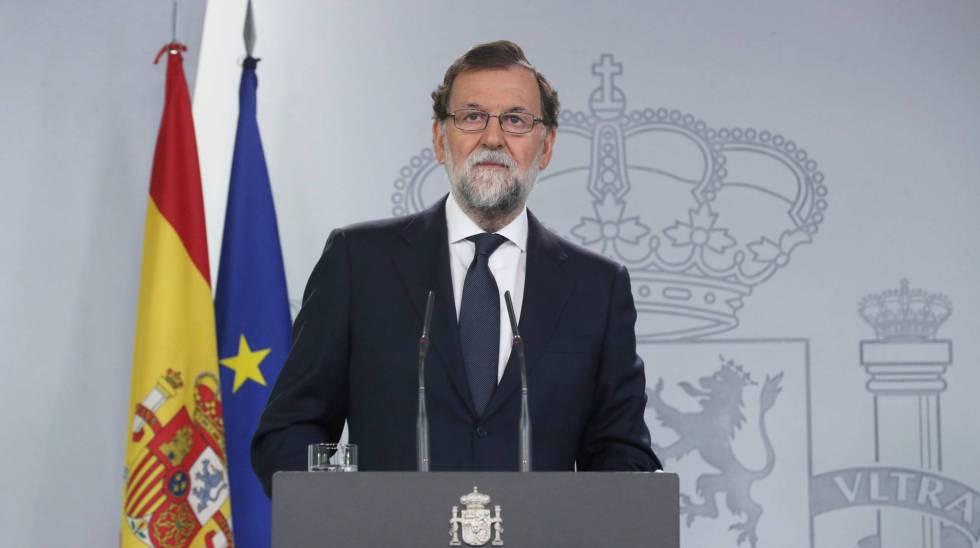 Rajoy convocará a fuerzas políticas para reflexión sobre el futuro de España