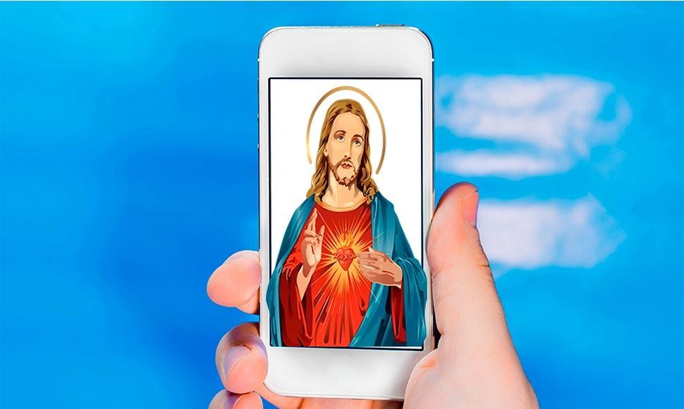 La Iglesia Católica se cuela en los teléfonos inteligentes de Viena