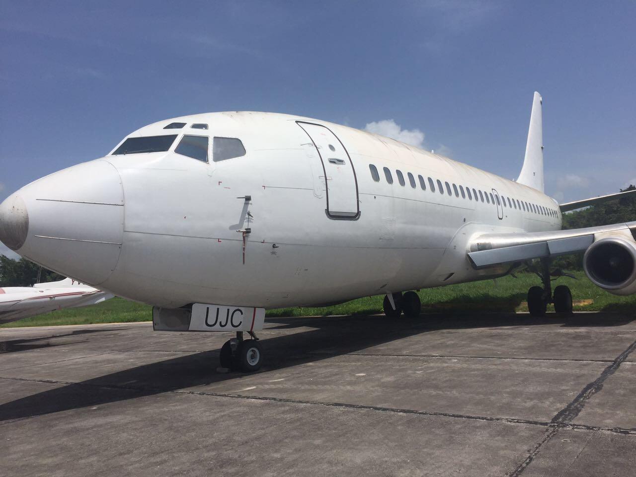 Incautan dos aeronaves que pertenecerían a presunto cabecilla de red de narcotráfico