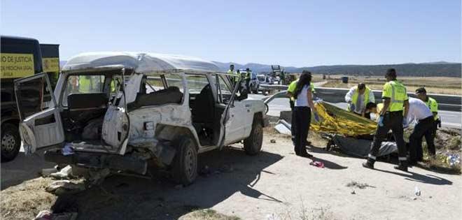 Al menos 12 muertos y 536 heridos deja en Chile accidentes del fin de semana