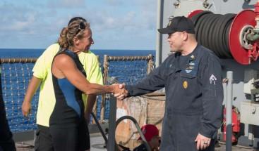 Rescatan a dos mujeres y a sus perros tras 5 meses en el mar
