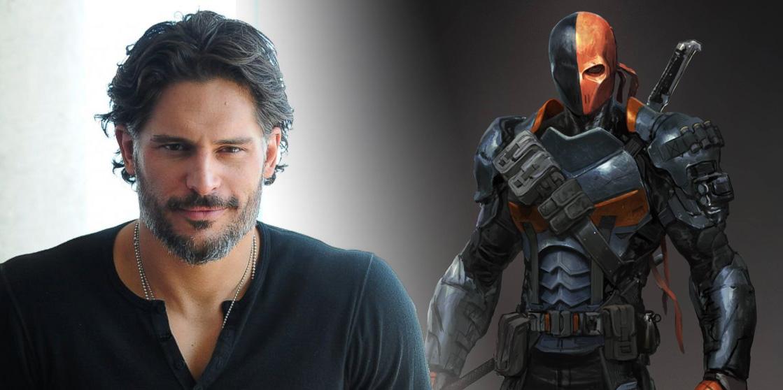 Warner Bros. planea un filme sobre el villano Deathstroke con Joe Manganiello