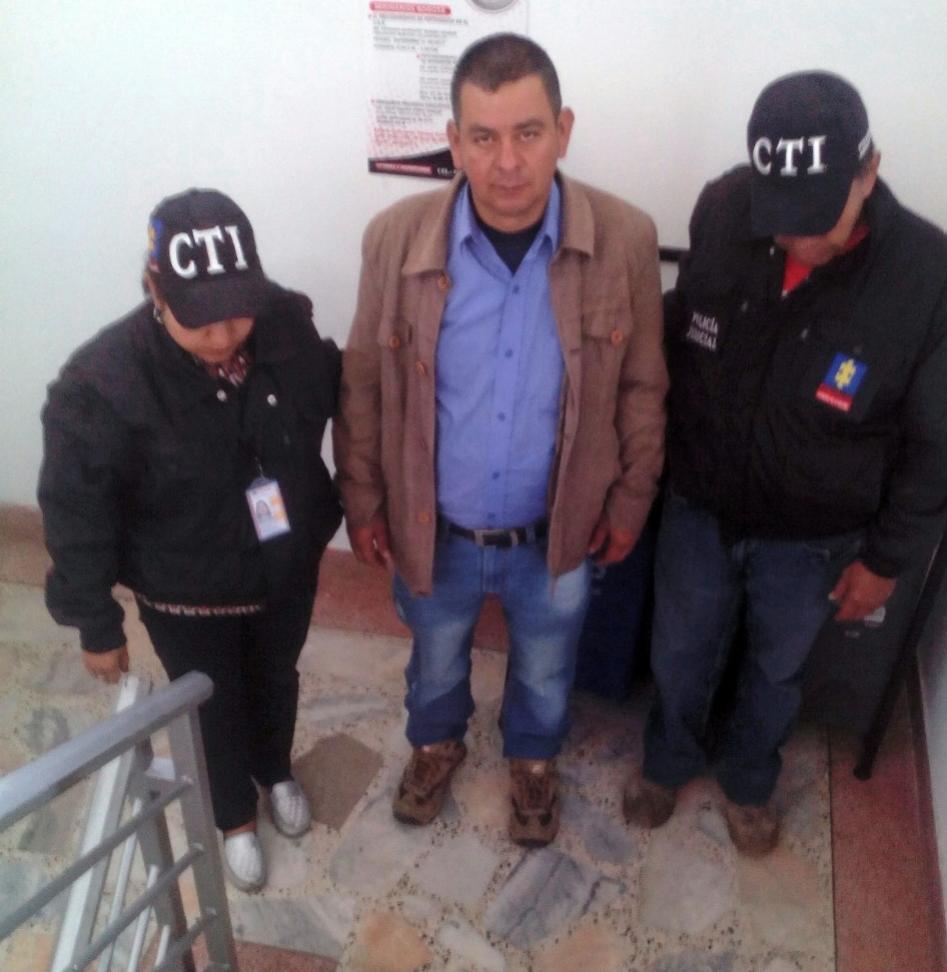 Capturan en Colombia a pastor cristiano con 12 denuncias por abuso de menores