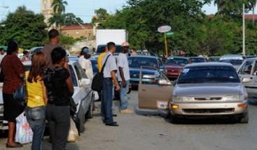 Amenazan con subir entre RD$5.00 y RD$50.00 pesos al pasaje en Santiago