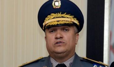 Director PN dice delincuencia no lo amedrentará