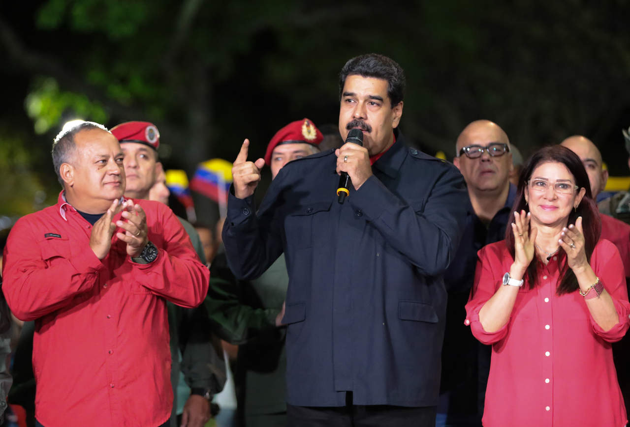 Venezuela dice que Estados Unidos desconoce la voluntad expresada en comicios