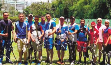 Arqueros dominicanos competirán en Campeonato del Mundo en México