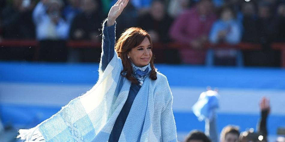 Cristina Fernández afirma que la