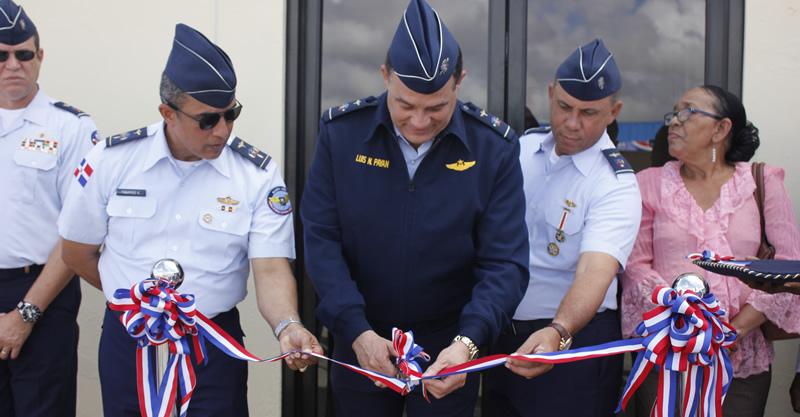 Comandancia General FARD de RD inaugura instalaciones de la Oficina de Salud y Riesgos Laborales