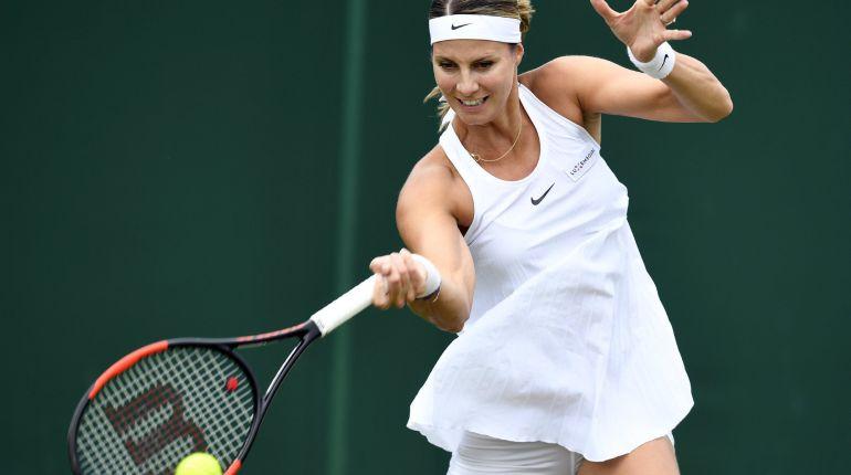 Mandy Minella, cuestionada por jugar Wimbledon embarazada, da a luz una niña