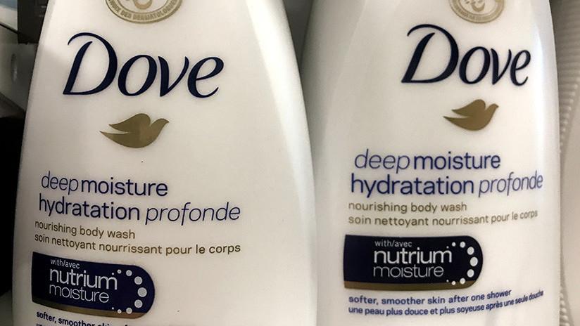 Dove retira la publicidad de un gel tras recibir un aluvión críticas en la Red por