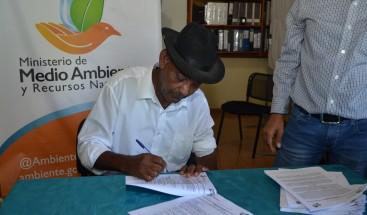 Protegerán casi 18 mil nuevas tareas de tierra con proyecto pago por servicios ambientales