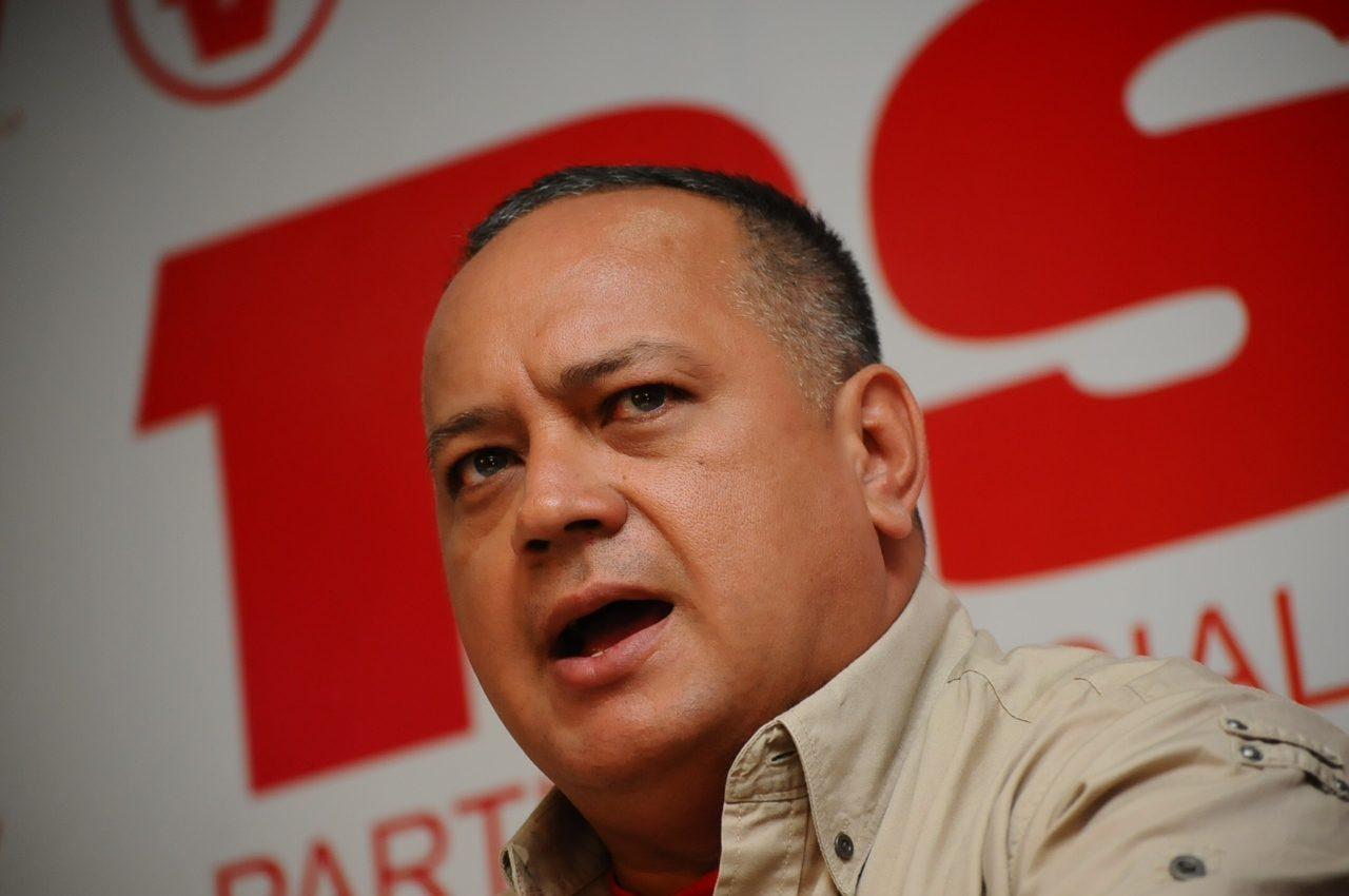 Exjefe Odebrecht dice que financió campaña de Cabello a elecciones regionales