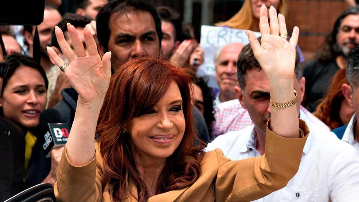 Cristina Fernández acusa a