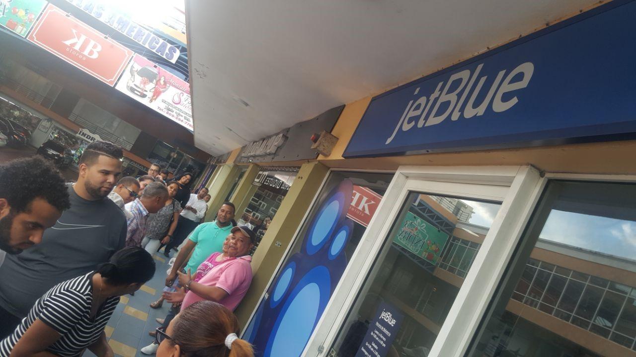 Pro Consumidor inicia proceso sancionador contra la aerolínea JetBlue