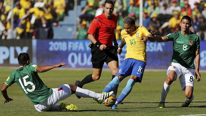La selección brasileña se recupera de