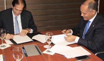 Ministerio de la Presidencia y OPTIC firman acuerdo de interoperabilidad