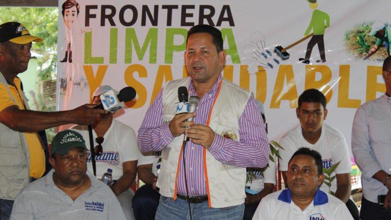 Frontera Limpia y Saludable cambia la cara de los residentes de Castañuelas
