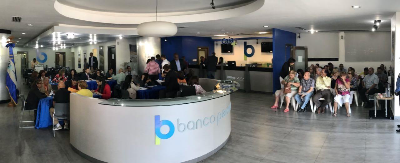 Reenvían revisión obligatoria de medida de coerción contra imputados caso Banco Peravia