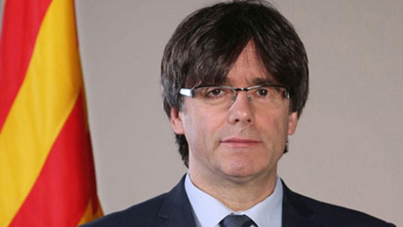 Puigdemont viaja en secreto a Bruselas y podría pedir asilo político en Bélgica