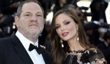 La esposa del productor de Hollywood Harvey Weinstein anuncia su separación
