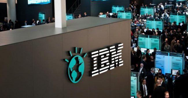 IBM ganó 6.807 millones de dólares hasta septiembre, un 7,7 % menos