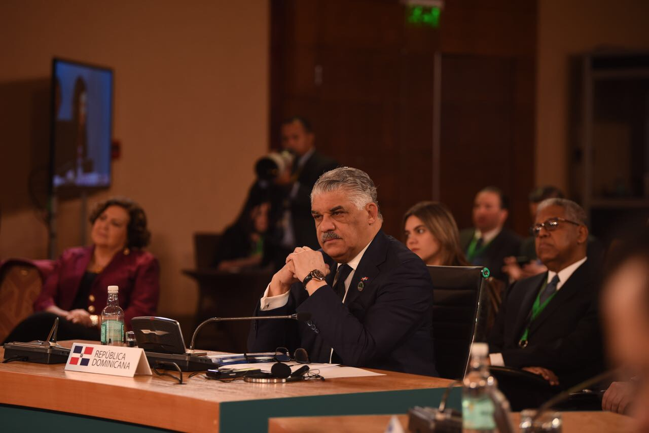 Ministro de Relaciones Exteriores: crimen organizado constituye desafío para América Latina