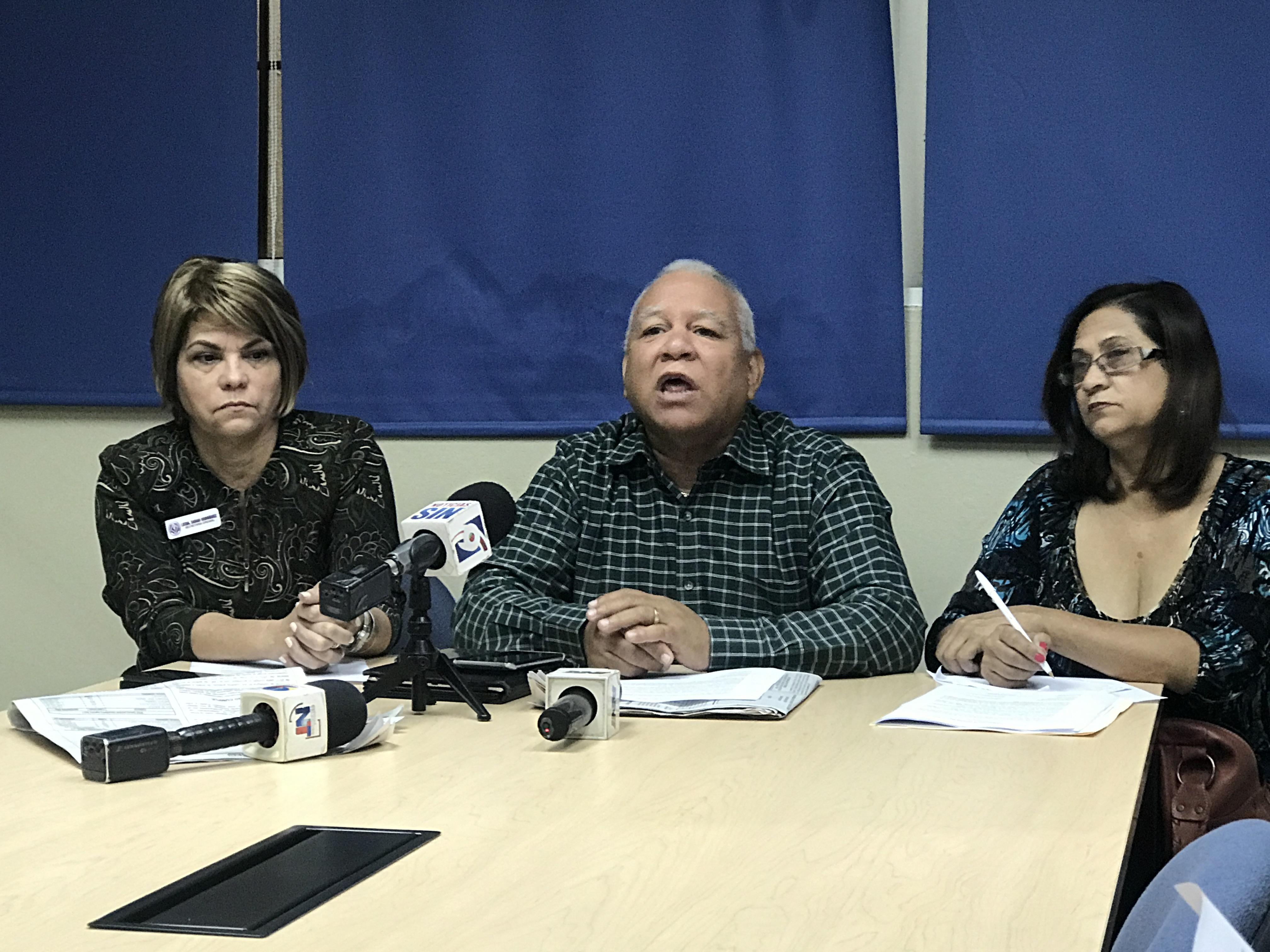 Federación Dominicana de Profesionales Técnicos y Trabajadores de la Salud también paralizarán los servicios