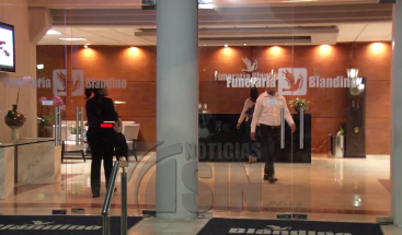 Son velados en la Funeraria Blandino los restos del abogado Yuniol Ramírez