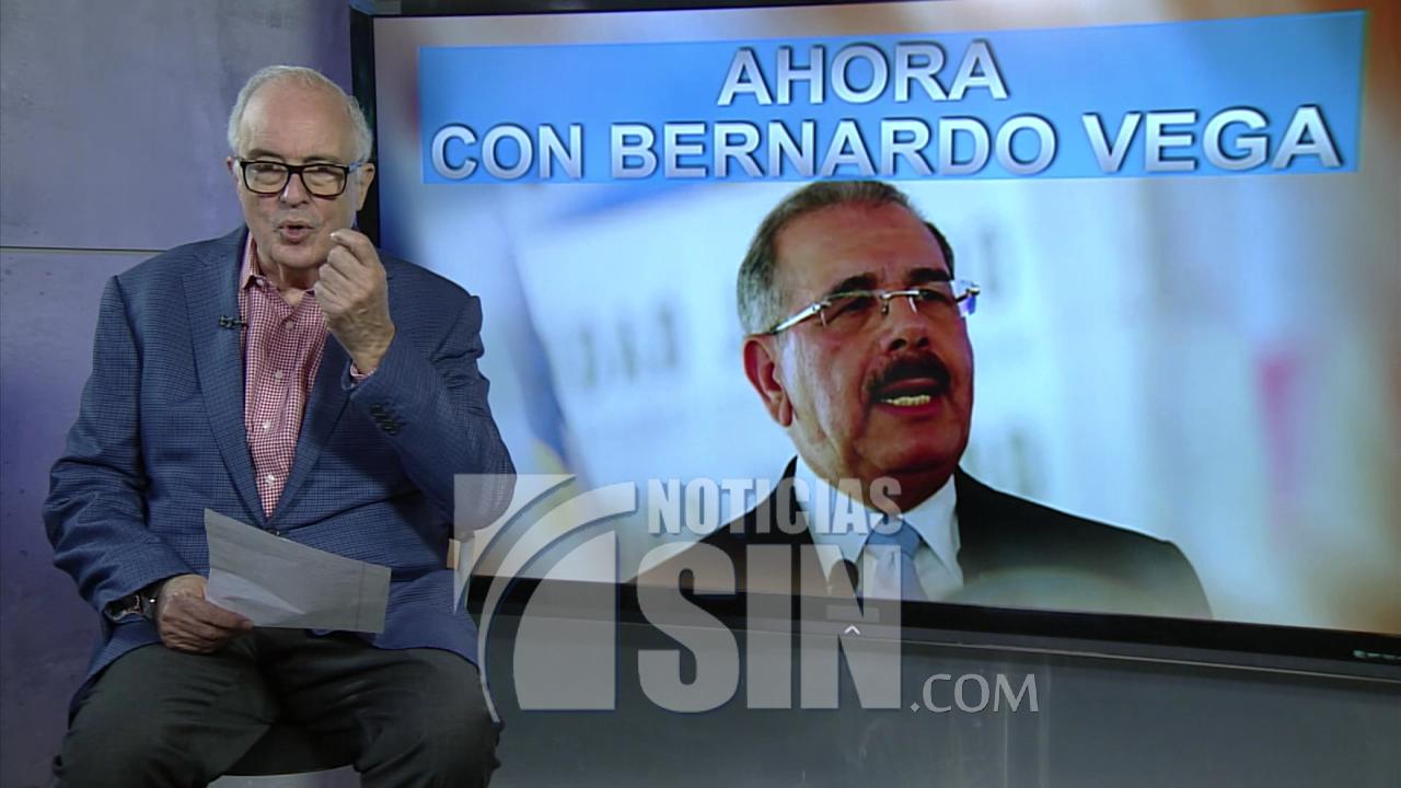 Bernardo Vega: Resumen de resultados encuesta Mark Penn
