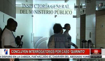 Concluyen interrogatorio de directora de cárcel donde se encontraba recluido