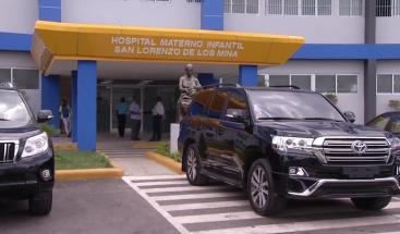 Raptan una recién nacida en los alrededores del hospital San Lorenzo de Los Mina