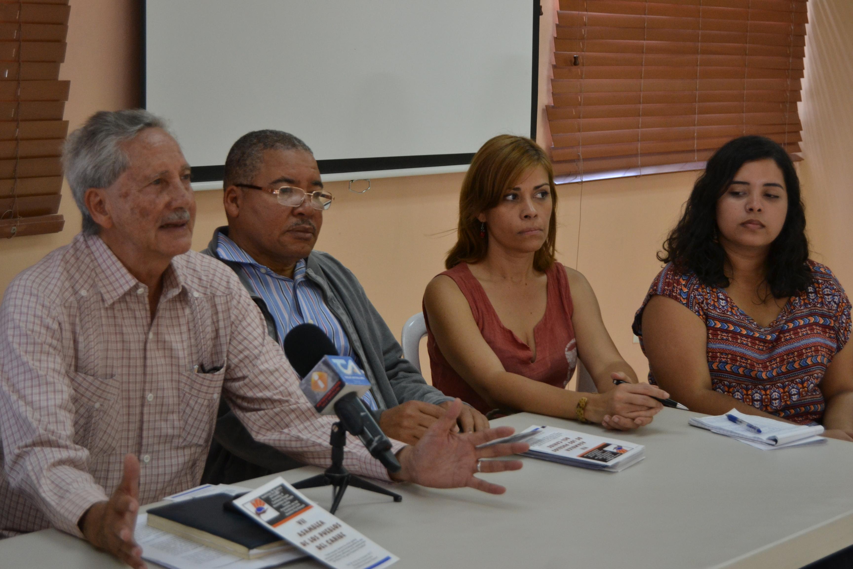 Pueblos del Caribe debaten en RD modelo económico, político y social de la región