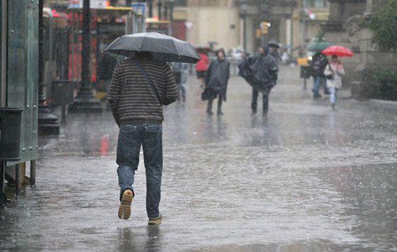 Vaguada provocará aguaceros en varios puntos del país, según la Onamet