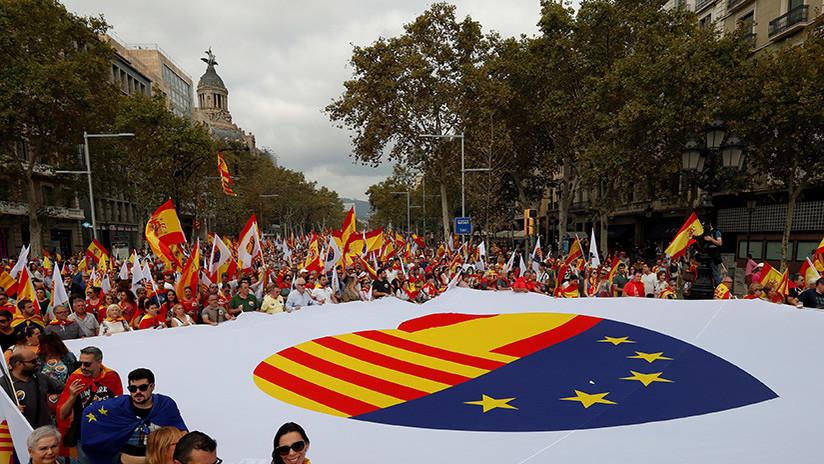 Las redes explotan con el nuevo giro de la confrontación entre Cataluña y Madrid