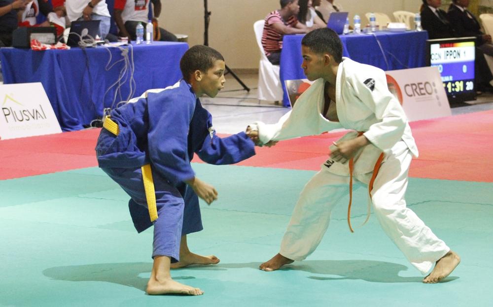 Club Naco, gran campeón de Copa Internacional de Judo