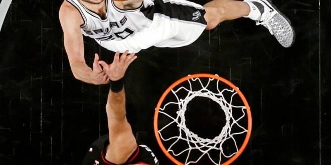 Manu Ginóbili sigue siendo el referente de América Latina en la NBA