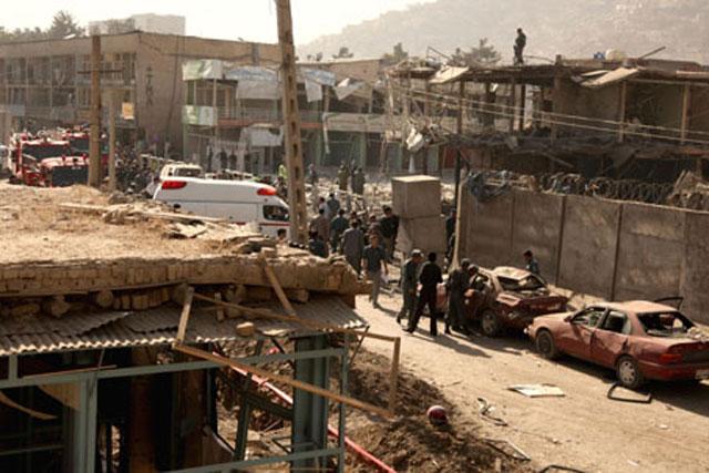 La ONU condena los ataques en Afganistán y llama al fin de la violencia