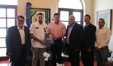 UNICARIBE y la alcaldía de Miami ofrecen colaboración sobre manejo de desechos sólidos