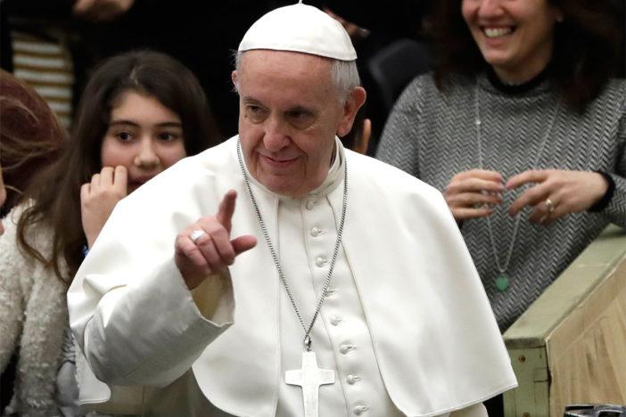 El papa Francisco orará por mapuches y migrantes durante su gira por Chile