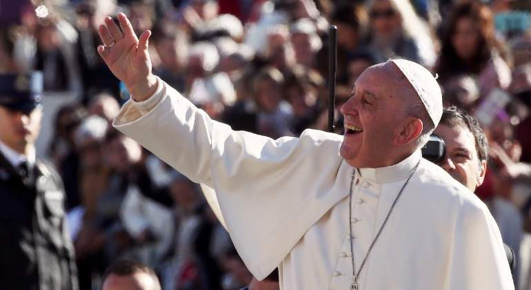 El papa dice que quienes fomentan el miedo hacia inmigrantes crean violencia
